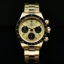 Rolex 6263 Or jaune 1987 Daytona 37mm occasion