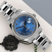 Rolex 126334 Or/Acier 2021 Datejust 41mm nouveau