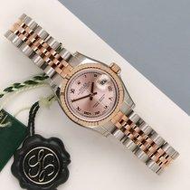 Rolex Lady-Datejust nieuw 2008 Automatisch Horloge met originele doos en originele papieren 179171