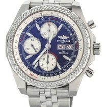 Breitling Bentley GT Steel 44mm Blue United States of America, Illinois, BUFFALO GROVE