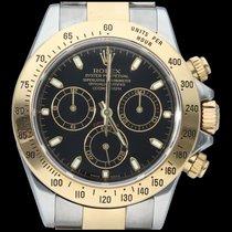 Rolex 116523 Or/Acier 2003 Daytona 40mm occasion Belgique, Brussel