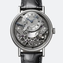 Breguet Tradition White gold 40mm Silver Roman numerals United States of America, New York, New York City