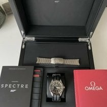Omega Seamaster 300 Steel Black Arabic numerals United Kingdom, Bedford