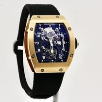 Richard Mille Rose gold 38.3mm Manual winding RM002 RM02 RM2 pre-owned