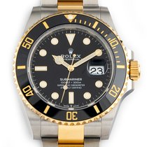 Rolex Submariner Date Gold/Steel 41mm Black No numerals United States of America, Florida, Hollywood