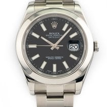 Rolex Datejust II Steel 41mm Black United States of America, Florida, Hollywood