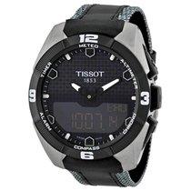 Tissot T0914204605101 Steel 2019 T-Touch Expert Solar 45mm new