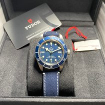 Tudor Black Bay Fifty-Eight pre-owned 39mm Blue Leather