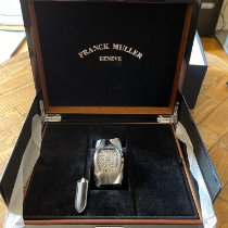 Franck Muller new Automatic 45mm Titanium Sapphire crystal
