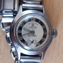 Election Steel 25mm Manual winding pre-owned