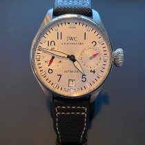 IWC Big Pilot Steel 46mm White Arabic numerals