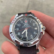 Vostok 38mm Automatic 816306 pre-owned United States of America, North Carolina, sneads ferry