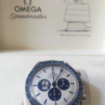 Omega Speedmaster Professional Moonwatch Stahl Silber Schweiz, Zürich