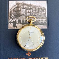 Vacheron Constantin 6575 Very good Yellow gold 54mm Manual winding