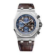 Audemars Piguet Royal Oak Offshore Chronograph Сталь 42mm Коричневый Aрабские