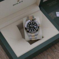 Rolex Sea-Dweller Or/Acier 43mm Noir Sans chiffres France, Paris