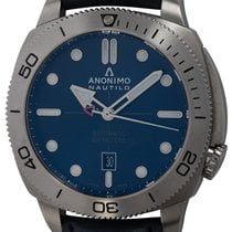 Anonimo Steel 44.5mm Automatic AM-1001.01.003.A11 pre-owned