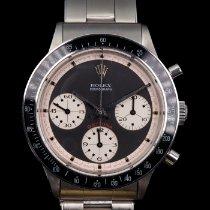 Rolex 6241 Acier 1968 Daytona 37mm occasion