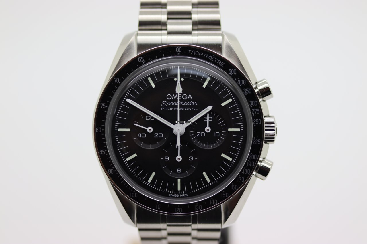 Omega Speedmaster Professional Moonwatch 310.30.42.50.01.001 2021 neu