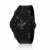 Hublot Classic Fusion Ultra-Thin Cerámica 45mm Negro