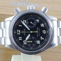 Omega Dynamic Chronograph Acero 38,5mm Negro Arábigos