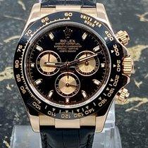 Rolex 116515ln Rose gold 2010 Daytona 40mm pre-owned