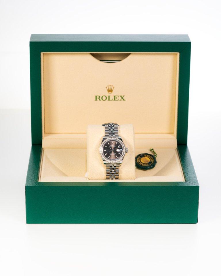 Rolex Lady-Datejust 279384RBR-0013 new