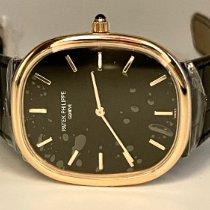 Patek Philippe Golden Ellipse новые 2021 Автоподзавод Часы с оригинальными документами и коробкой 5738R-001