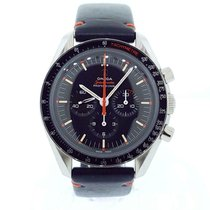 Omega Speedmaster Professional Moonwatch 42mm Preto