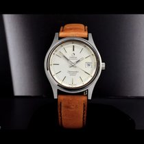 Omega 1012 Steel 1975 Seamaster 38mm pre-owned