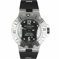 Bulgari Diagono Steel 42mm Black United States of America, New York, Smithtown