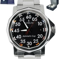 Corum Steel 40mm Automatic 082.961.20 pre-owned United States of America, New York, Smithtown