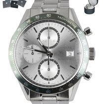 TAG Heuer Carrera Calibre 16 Steel 41mm White United States of America, New York, Smithtown