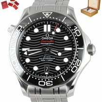 Omega Seamaster Diver 300 M Steel 42mm Black United States of America, New York, Smithtown