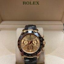 Rolex Daytona 116518LN Yeni Sarı altın 40mm Otomatik Türkiye, Istanbul