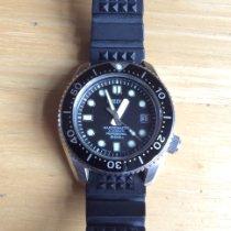 Seiko Marinemaster Steel Black No numerals United Kingdom, Stratford Upon Avon