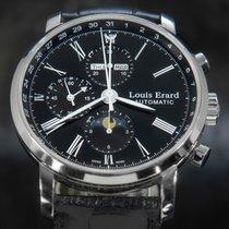 Louis Erard Excellence 80231AA21-BDC51 Muy bueno Acero 42mm Automático