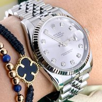 Rolex Datejust 116234 Very good Steel 36mm Automatic