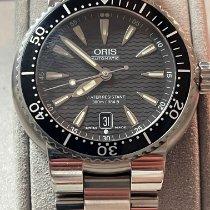 Oris TT1 42mm Black No numerals United States of America, Massachusetts, Woburn