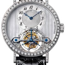 Breguet Classique Complications White gold 35mm Arabic numerals