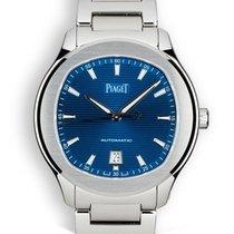 Piaget (ピアジェ) ポロ S ステンレス 42mm ブルー 文字盤無し