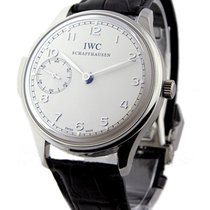 IWC IW524007 White gold 2021 Portuguese Minute Repeater 42mm new