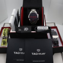 TAG Heuer Steel 45mm Quartz Connected new
