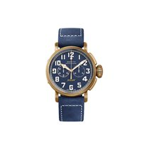Zenith Pilot Type 20 Extra Special Bronze 45mm Blue Arabic numerals United States of America, New York, New York City