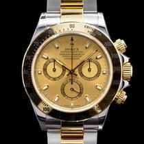 Rolex Daytona 116523 Gold/Steel 40mm Automatic United States of America, Massachusetts, Boston
