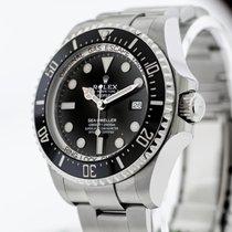 Rolex Sea-Dweller Deepsea Steel 44mm Black No numerals United States of America, Georgia, Atlanta