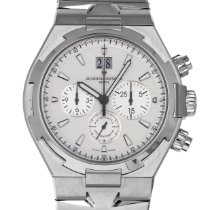 Vacheron Constantin Overseas Chronograph Steel 42mm White No numerals United States of America, Maryland, Baltimore, MD