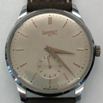 Eberhard & Co. Steel 38mm Manual winding pre-owned United States of America, New York, New York