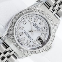 Rolex Lady-Datejust Steel 26mm Mother of pearl United States of America, California, Los Angeles