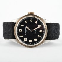 Montblanc 1858 pre-owned 40mm Black Calf skin